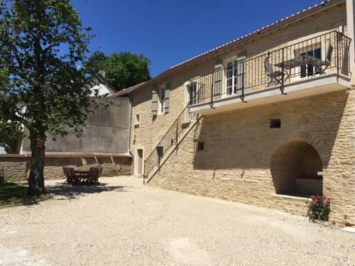 La Maison des Belles Filles : Guest accommodation near Bouilland