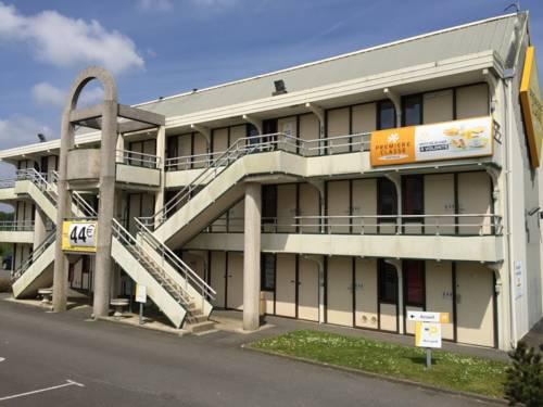 Premiere Classe Brest Gouesnou Aeroport : Hotel near Plabennec