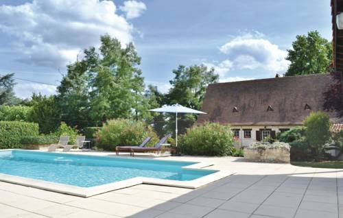 Holiday home Vélines 72 with Outdoor Swimmingpool : Guest accommodation near Saint-Seurin-de-Prats
