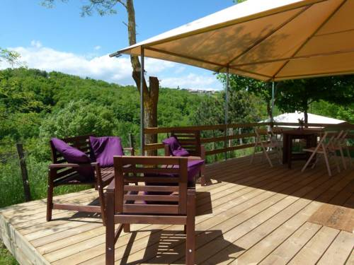 Camping l'Oasis : Guest accommodation near Ardoix