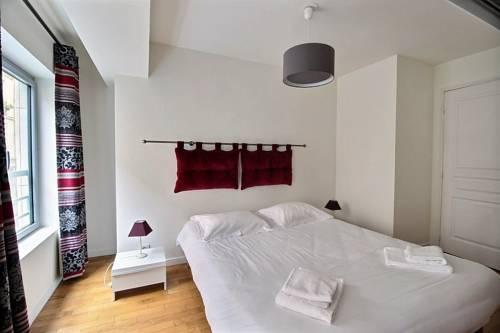 Appartement Porte du Temple : Apartment near Paris 3e Arrondissement