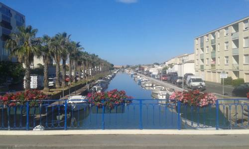 Appartements Les Lamparos : Apartment near Palavas-les-Flots