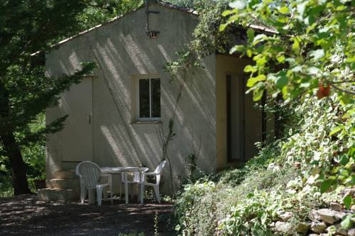 Mas De Font Chaude : Bed and Breakfast near Jonquières