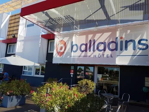 Hôtel balladins Montpellier / Parc Expo : Hotel near Pérols