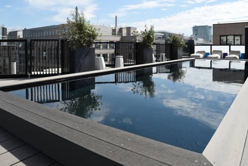 Mercure Paris Boulogne : Hotel near Boulogne-Billancourt