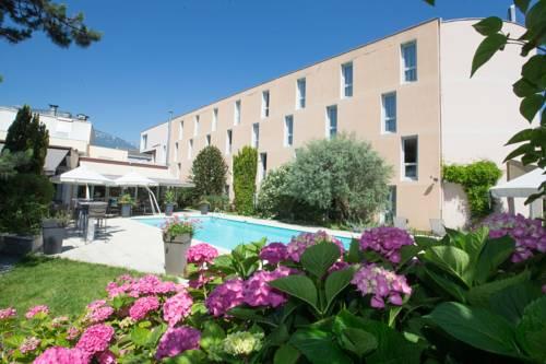 Best Western Hôtel-Restaurant Dauphitel : Hotel near Le Pont-de-Claix