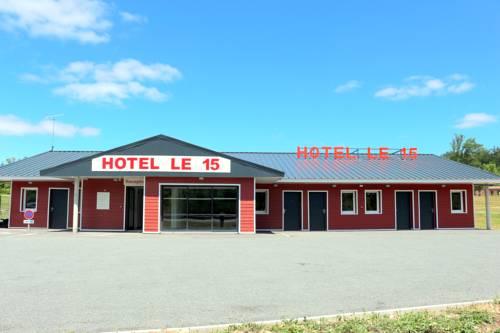 HOTEL LE 15 : Hotel near Atur