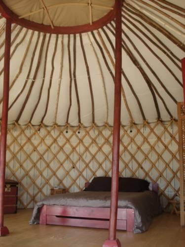 Yourte - L'évasion Insolite : Guest accommodation near Plaisance