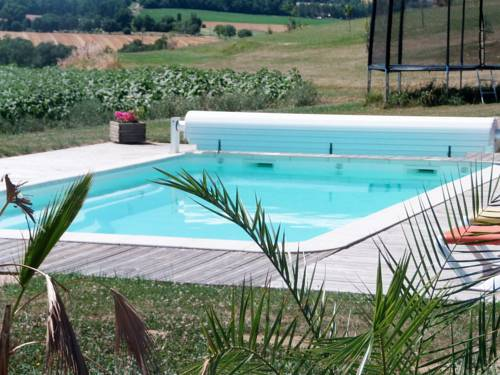 Roulotte Toscane : Guest accommodation near Fleurance