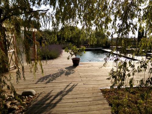 Les Terrasses de Valensole : Bed and Breakfast near Valensole