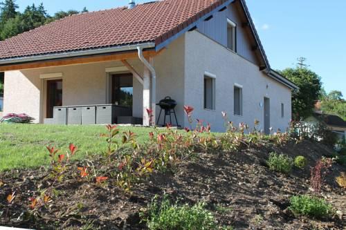 La Maison d'en Haut : Guest accommodation near Montperreux