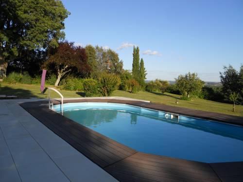 La Ganne : Guest accommodation near Baleyssagues