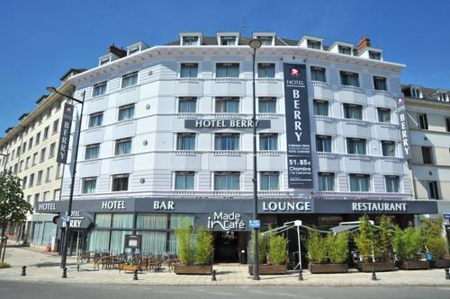 Inter-Hotel Le Berry : Hotel near Bourges