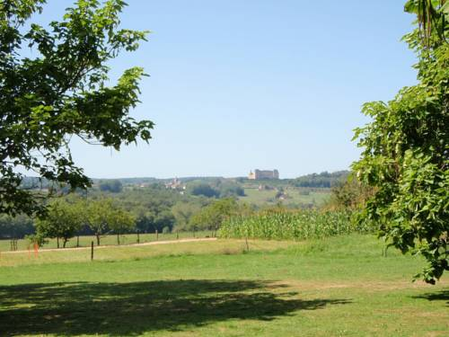 Camping Belle Vue : Guest accommodation near Badefols-d'Ans