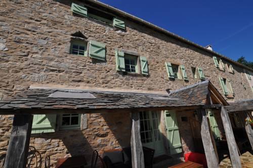 Les Coumayres : Guest accommodation near Le Soulié