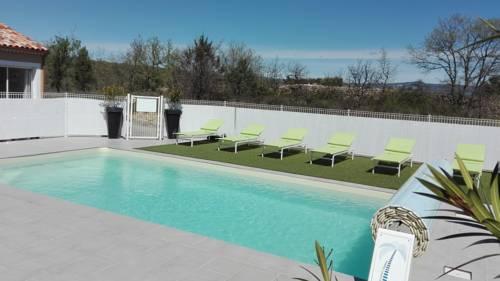 Gites de la Casasole : Guest accommodation near Rochecolombe