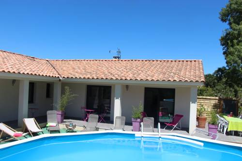Villa la boissiere : Guest accommodation near Aumelas