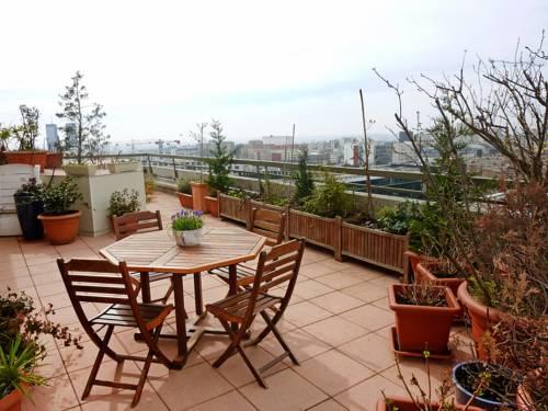 Apartment Faidherbe : Apartment near Les Lilas