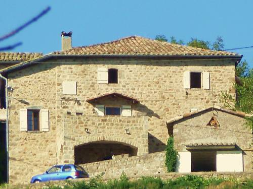 Les Eyres : Guest accommodation near Asperjoc