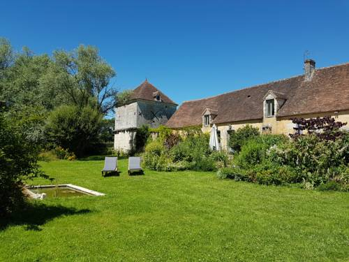 Le bourgis : Bed and Breakfast near Autheuil