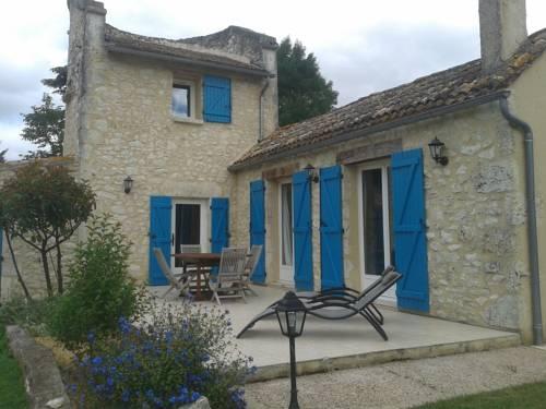 Gîte de Borie-neuve en Périgord pourpre : Guest accommodation near Agnac