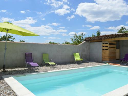 Holiday Home Maisond De Vacance-Pradons : Guest accommodation near Ruoms