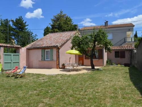 Holiday Home Vakantiehuis - Villeneuve De Berg : Guest accommodation near Villeneuve-de-Berg