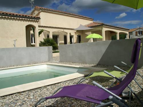 Holiday Home Maison De Vacances - Pradons : Guest accommodation near Chauzon