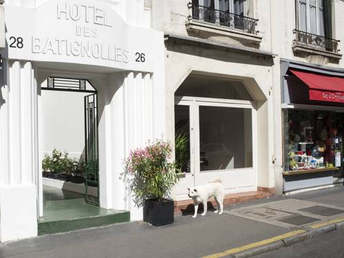Paris 17e arrondissement map of paris 17e arrondissement for Hotels 75017