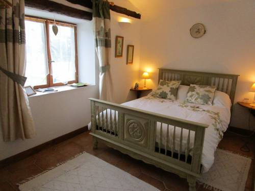 L'Etable du Moulin : Guest accommodation near Saint-Malo-des-Trois-Fontaines