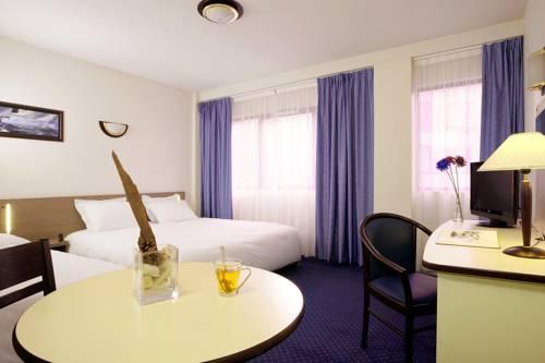 Appart'City Bordeaux Centre : Guest accommodation near Pessac
