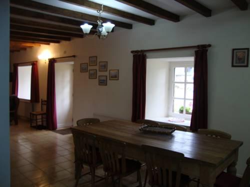 Kerhotten : Guest accommodation near Silfiac