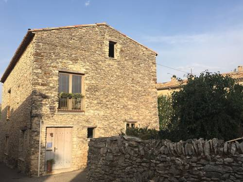 La Grange de la Lavande : Guest accommodation near Banon
