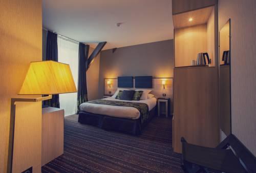 Best Western Plus Hôtel Richelieu : Hotel near Limoges