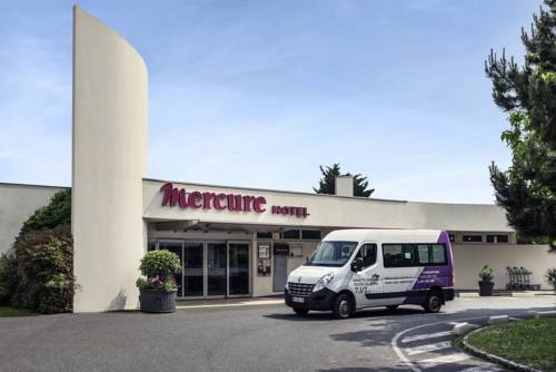 Mercure Paris Orly Aéroport : Hotel near Rungis