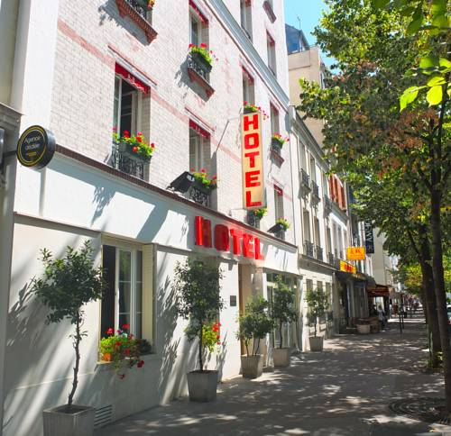 Arian Hôtel : Hotel near Ivry-sur-Seine