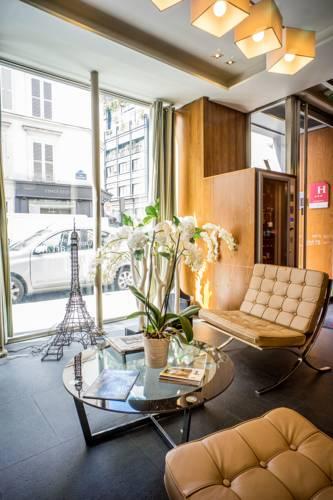 Art Hôtel Batignolles : Hotel near Paris 17e Arrondissement