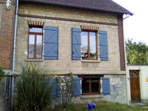 Welcome Home : Guest accommodation near Bruyères-sur-Oise
