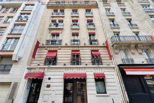 Pavillon Porte de Versailles : Hotel near Issy-les-Moulineaux