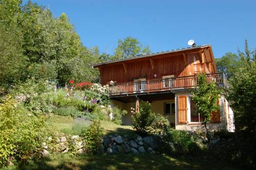 La Ressource : Bed and Breakfast near Beauvezer