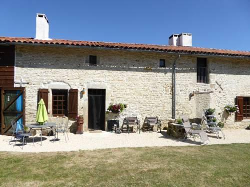 La Guingette : Guest accommodation near Romagne