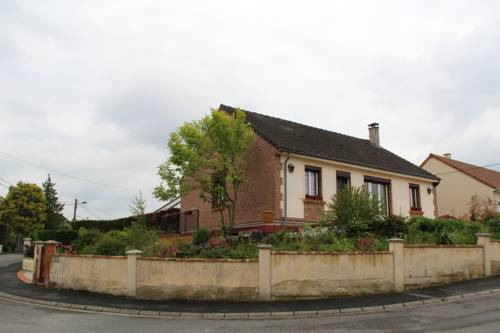 Maison des Platanes : Guest accommodation near Gauchy