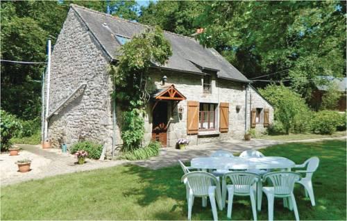Holiday Home Moulin De Niziau : Guest accommodation near Bieuzy