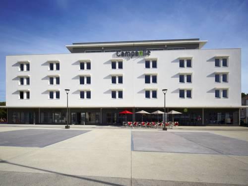 Campanile Ales Centre : Hotel near Gard