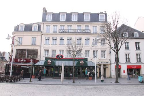Grand Hôtel du Nord : Hotel near Reims