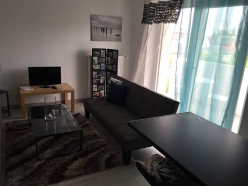Beau Studio à Saint-Louis : Apartment near Rosenau