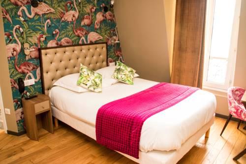 Excelsior Batignolles : Hotel near Paris 17e Arrondissement