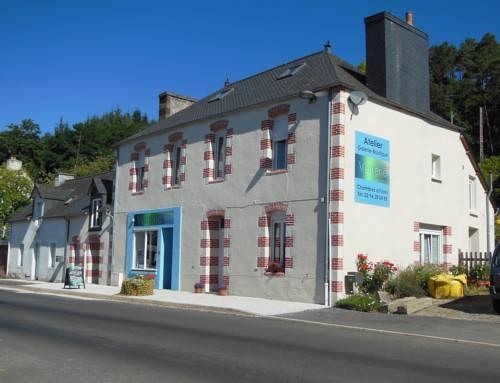 La Verrerie de Guerlédan : Bed and Breakfast near Saint-Gelven