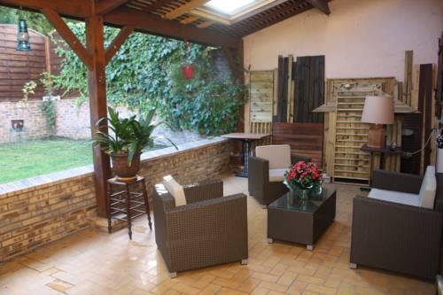 Résidence Angèle : Apartment near La Queue-en-Brie