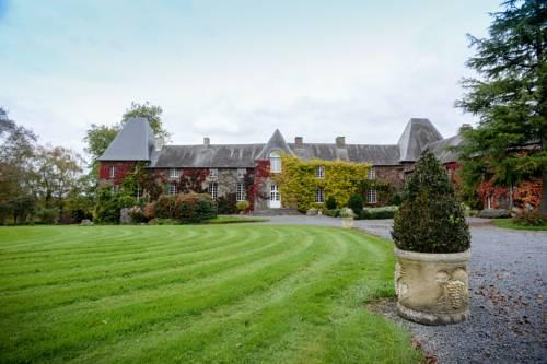 Château de la Roque : Guest accommodation near Pont-Hébert